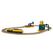TrackMaster(Fisher-Price)PrototypePumpandFillOilWorksSet