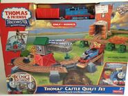 TrackMaster(Fisher-Price)Thomas'CastleQuestSetbox