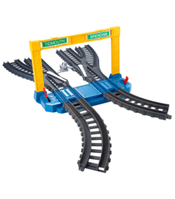 TrackMaster(Revolution)Switch,StopandSignalExpansionPack