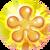 Puzzlun yellow icon