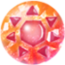 Puzzlun red icon