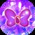 Puzzlun purple icon