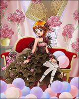 Puzzlun card Nagisa 5