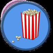 Photocopied Pieces of Popcorn
