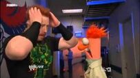 The Muppets On Raw