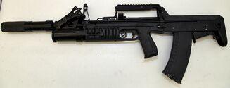 Stingray Blaster Rifle X