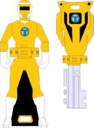 TUFFGold Ranger Key