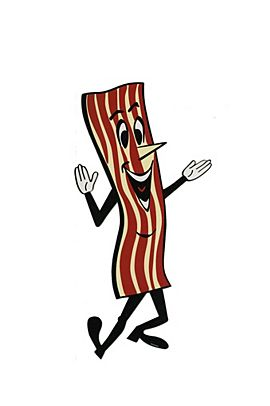 Mr.bacon at archie mcphee
