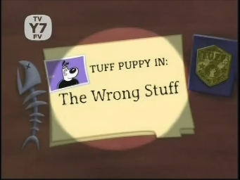 File:The Wrong Stuff Title Card.png