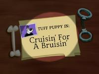 Cruisin' for a Bruisin' Title Card