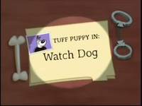 Watch Dog Title Card