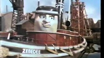 Tugs episode 7 High Tide TVS Production 1989