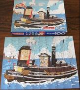 TUGSPuzzle100pcTopHatZorran