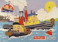 TUGS Sunshine Warrior Puzzle