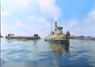 Warriorandstonebarge
