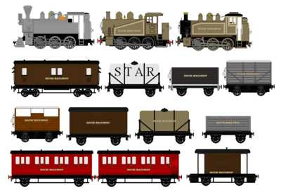 Rolling Stock 1