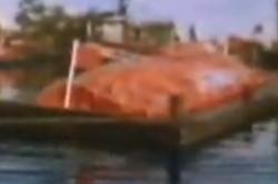 Munitions Barge