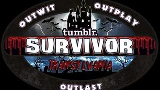 Tumblr Survivor Transylvania Intro