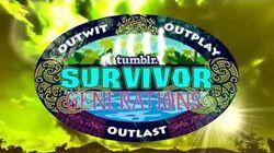 Tumblr Survivor Generations Opening