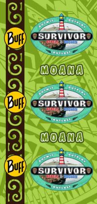Moana buff