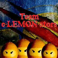 Team a-lemon-ators flag
