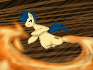 Firebending sunray