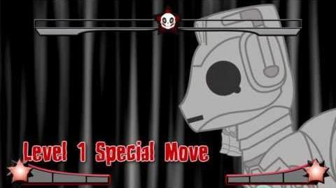 Cyberpony Level 1 Special