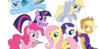 Ask Another Mane 6