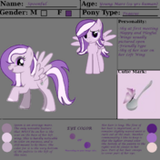 Mlp pony reference sheet by phoebethephoenix-d5ndnjs