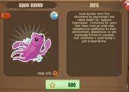 Squid Bunny 1 (Info)