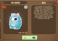 Fox Bunny 1 (Info)