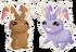 Jackalope Bunny (Icon)