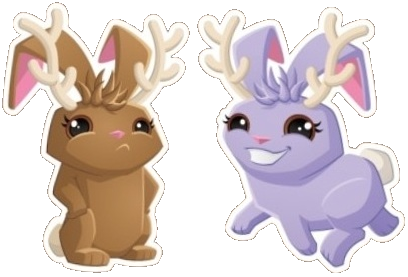 File:Jackalope Bunny (Icon).png
