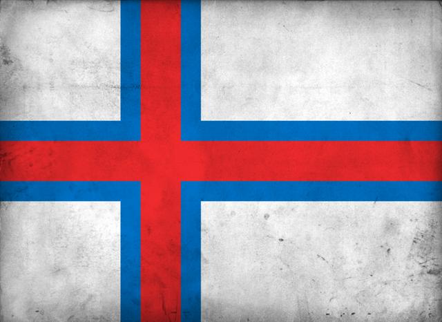 File:Grunge Flag of Faroe Islands by pnkrckr.png