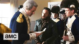 TURN Washington's Spies 'Evidence of Treachery' Talked About Scene Ep. 309