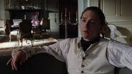 John André hears about Peggy Shippen's engagement to Benedict Arnold