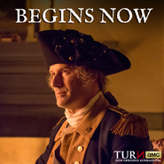 Turn Season 1 Episode 6 social media countdown photo 2