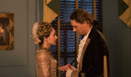 A Love Letter from Peggy Shippen to John André