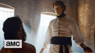 TURN Washington's Spies 'Simcoe Tortures Caleb' Talked About Scene Ep. 402