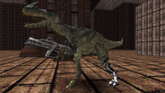 Turok Dinosaur Hunter Enemies - Raptor Mech (10)
