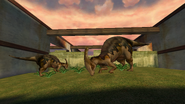 Turok Evolution Wildlife - Parasaurolophus (4)