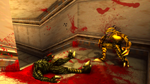 Turok 2 Seeds of Evil Enemies - Raptoid - Dinosoid (43)