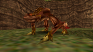 Turok Dinosaur Hunter Enemies - Leaper (14)