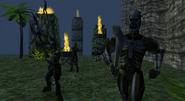 Turok Dinosaur Hunter - Enemies - Ancient Warrior 006