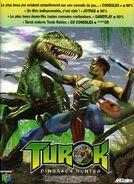 Turok Dinosaur Hunter Promotional art poster (4)
