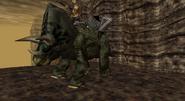 Turok Dinosaur Hunter - Enemies - Triceratops - 003