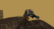 Turok Dinosaur Hunter - Enemies - Alien Infantry - 059