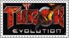 Turok evolution stamp by loveanimeandcartoons-d7tb03g