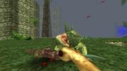 Turok Dinosaur Hunter Weapons - Knife