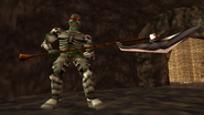 Turok Dinosaur Hunter Enemies - Demon (5)